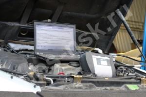 Электронная диагностика автомобиля