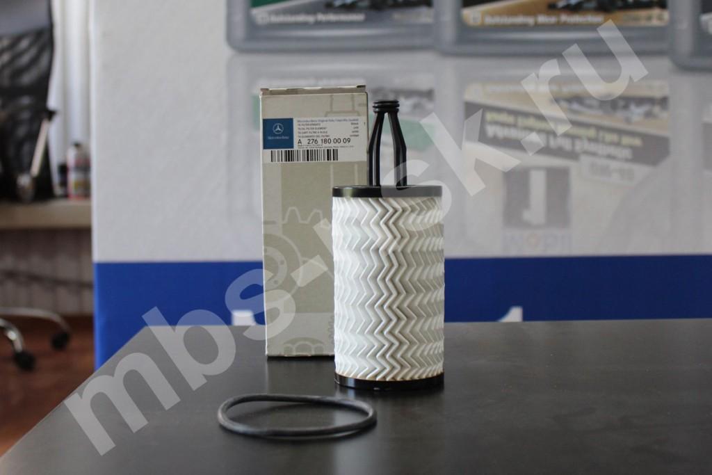 Замена масла в двигателе с масляным фильтром